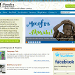 Screenshot of MmofraGhana.org