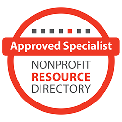 Approved Specialist - Nonprofit Resource Directory Member
