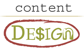 Content and Design