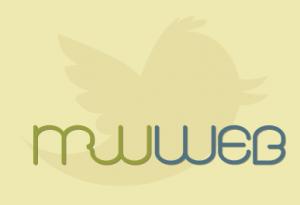 MRWweb Twitter Logo