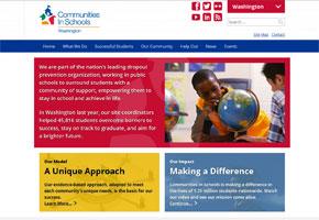 CISWA.org Home Page Screenshot