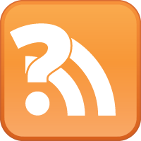 RSS Question Mark Icon