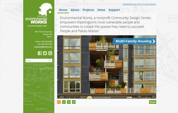 Environmental Works Home Page