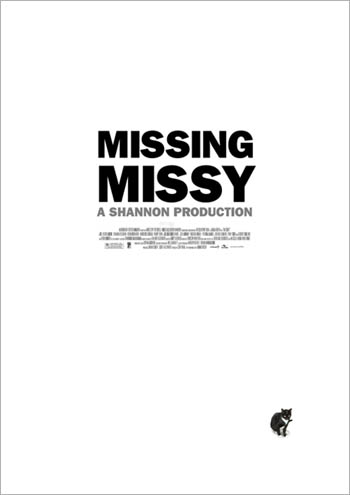 """Missing Missy"" movie poster"