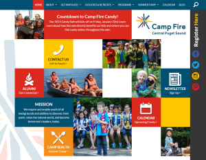 Camp Fire Seattle . org Home Page