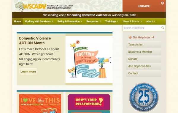 WSCADV New Home Page