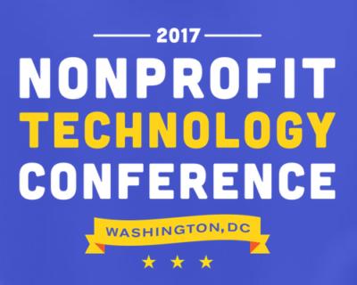 2017 Nonprofit Technology Conference Washington DC