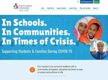 "Communities In Schools of Renton-Tukwila Home Page: ""In Schools. In Communities. In Times of Crisis."""
